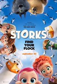 Storks – Magnetlank