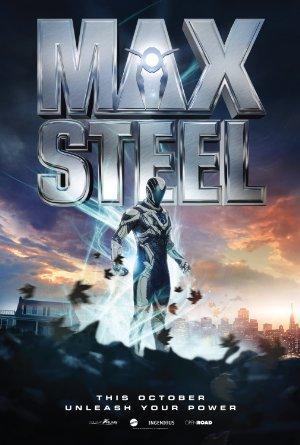 Max Steel – Magnetlank