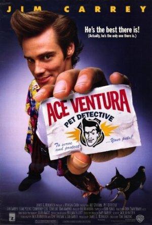 Ace Ventura: Pet Detective – Magnetlank