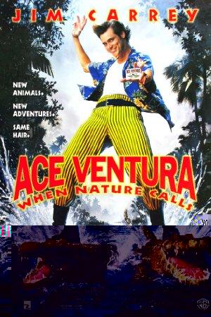 Ace Ventura: When Nature Calls – Magnetlank