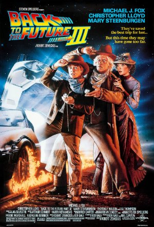 Back to the Future Part III – Magnetlank