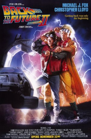 Back to the Future Part II – Magnetlank