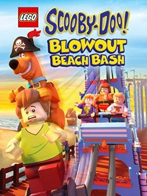 Lego Scooby-Doo! Blowout Beach Bash – Magnetlank