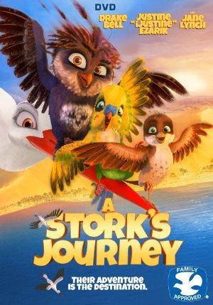 A Stork's Journey – Magnetlank