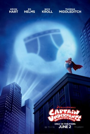 Captain Underpants: The First Epic Movie – Magnetlank