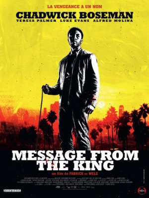 Message from the King – Magnetlank