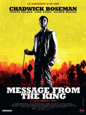 Message FR OM the King