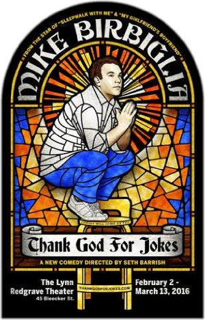 Mike Birbiglia: Thank God for Jokes