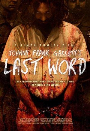 Johnny Frank Garrett's Last Word – Magnetlank