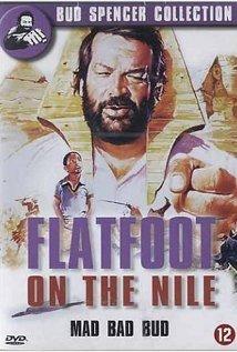 Flatfoot rensar Nilen