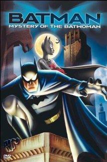 Batman: Mysteriet med Batwoman