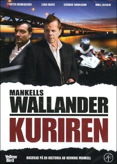 Wallander 16: Kuriren