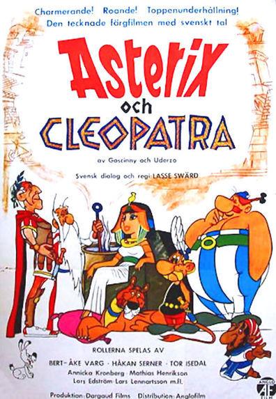 Asterix och Cleopatra