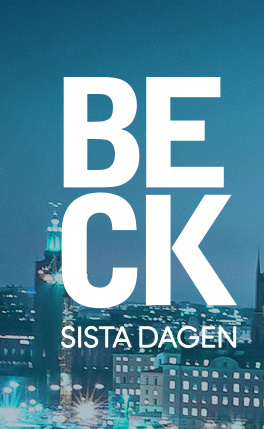 Beck – Sista dagen