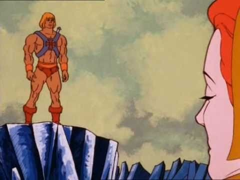He-Man Teela På Farlig Resa