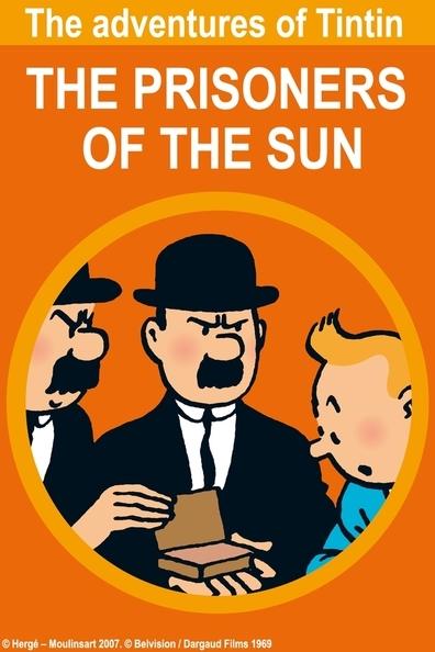 Tintin – Solens Tempel