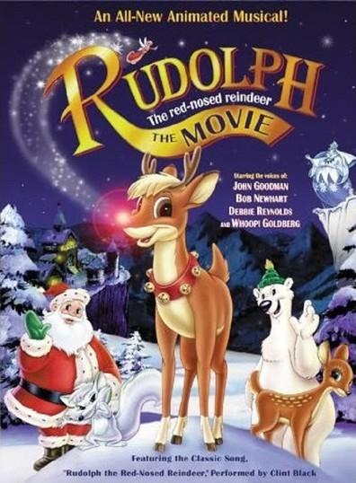 Rudolf med röda mulen