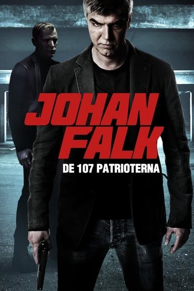 Johan Falk 8: De 107 patrioterna