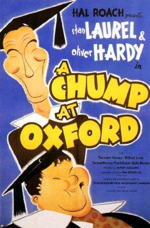 Skandal i Oxford