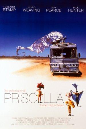 Priscilla – Öknens Drottning