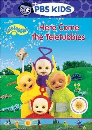 Här kommer Teletubbies