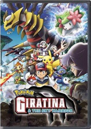 Pokémon: Giratina och krigaren från Himlen
