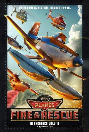 Flygplan 2: Räddningstjänsten