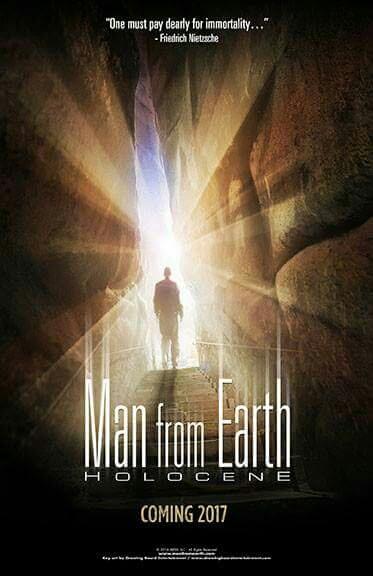 The Man FR OM Earth: Holocene