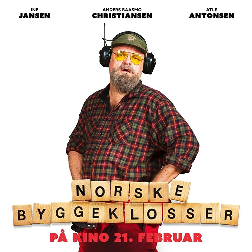 Norske byggeklosser