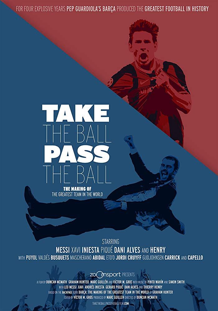 Take the Ball, Pass the Ball