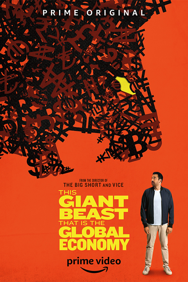 This Giant Beast That is the Global Economy