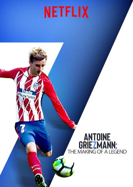 Antoine Griezmann: The Making of a Legend